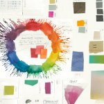 Color Theory by Carrie Bloomston for Windham Fabrics - Color Therapy - Paper