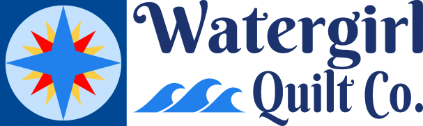 Watergirl Quilt Co. fabrics and quilting supplies