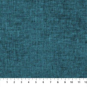 Forest Fable Teal Burlap for Figo Fabrics