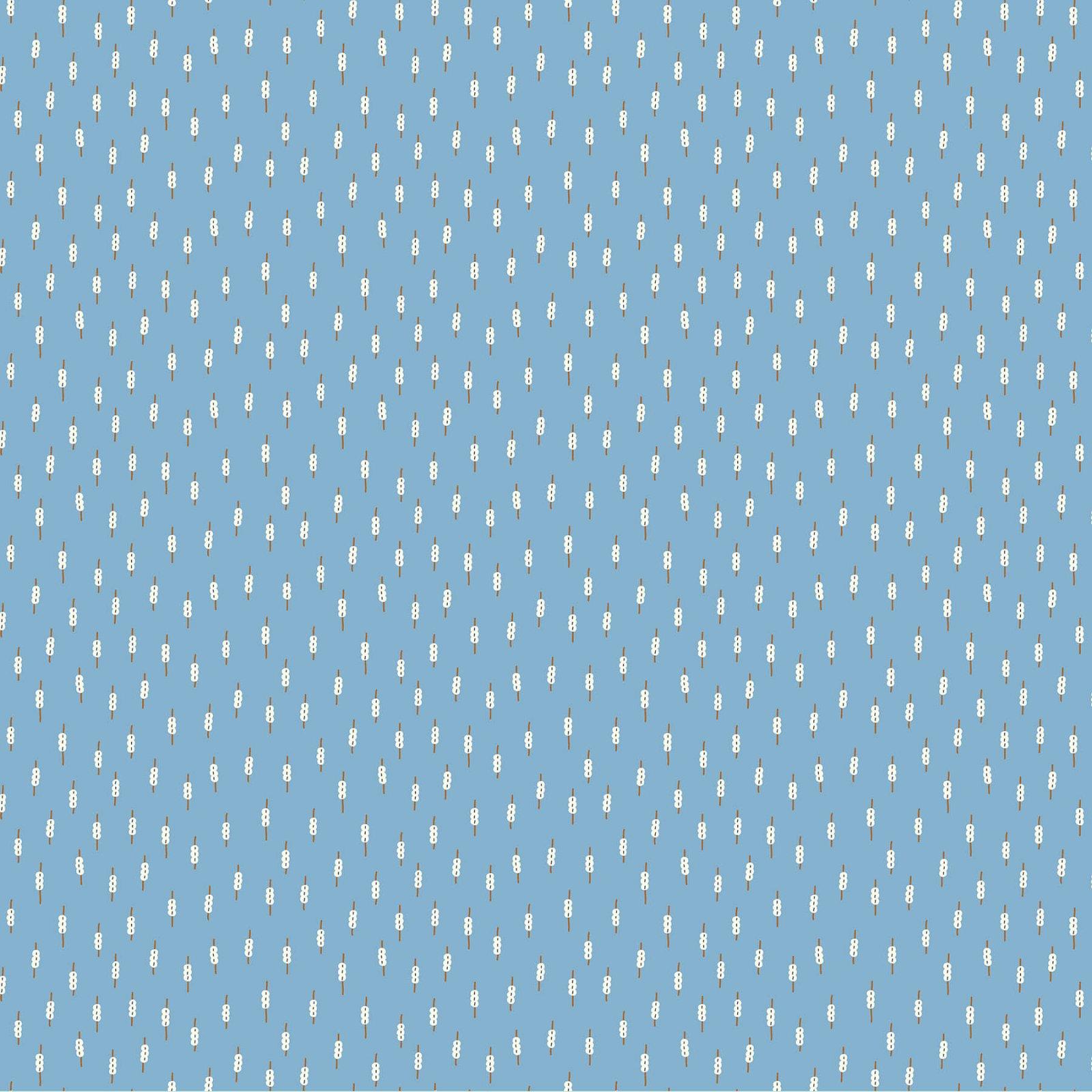 Kingyo by Lemonni for Figo - Mochi in Blue