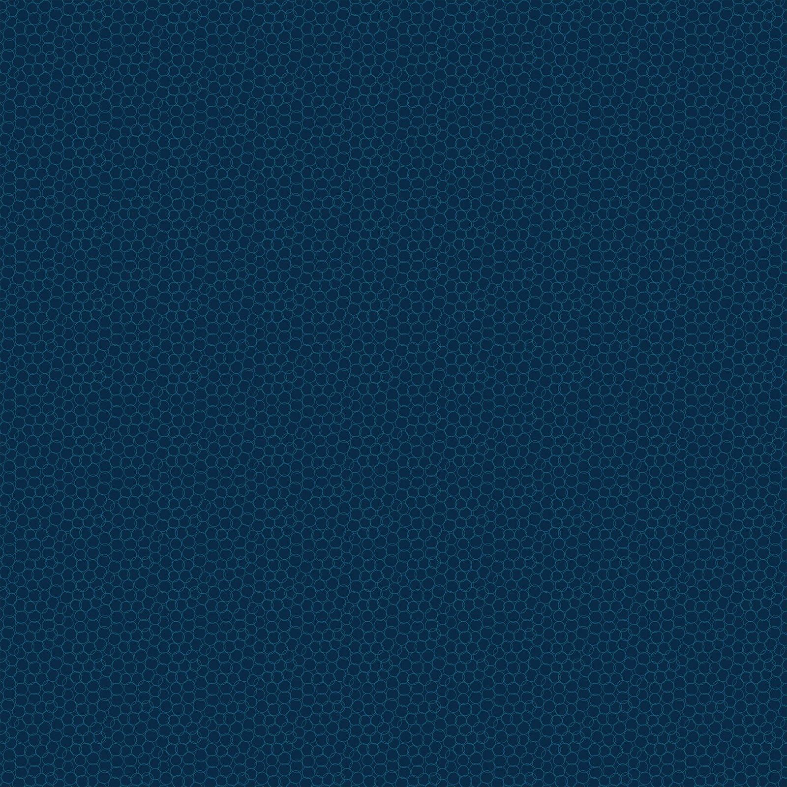 Grow by Pippa Shaw for Figo Fabrics - Bubbles - Navy