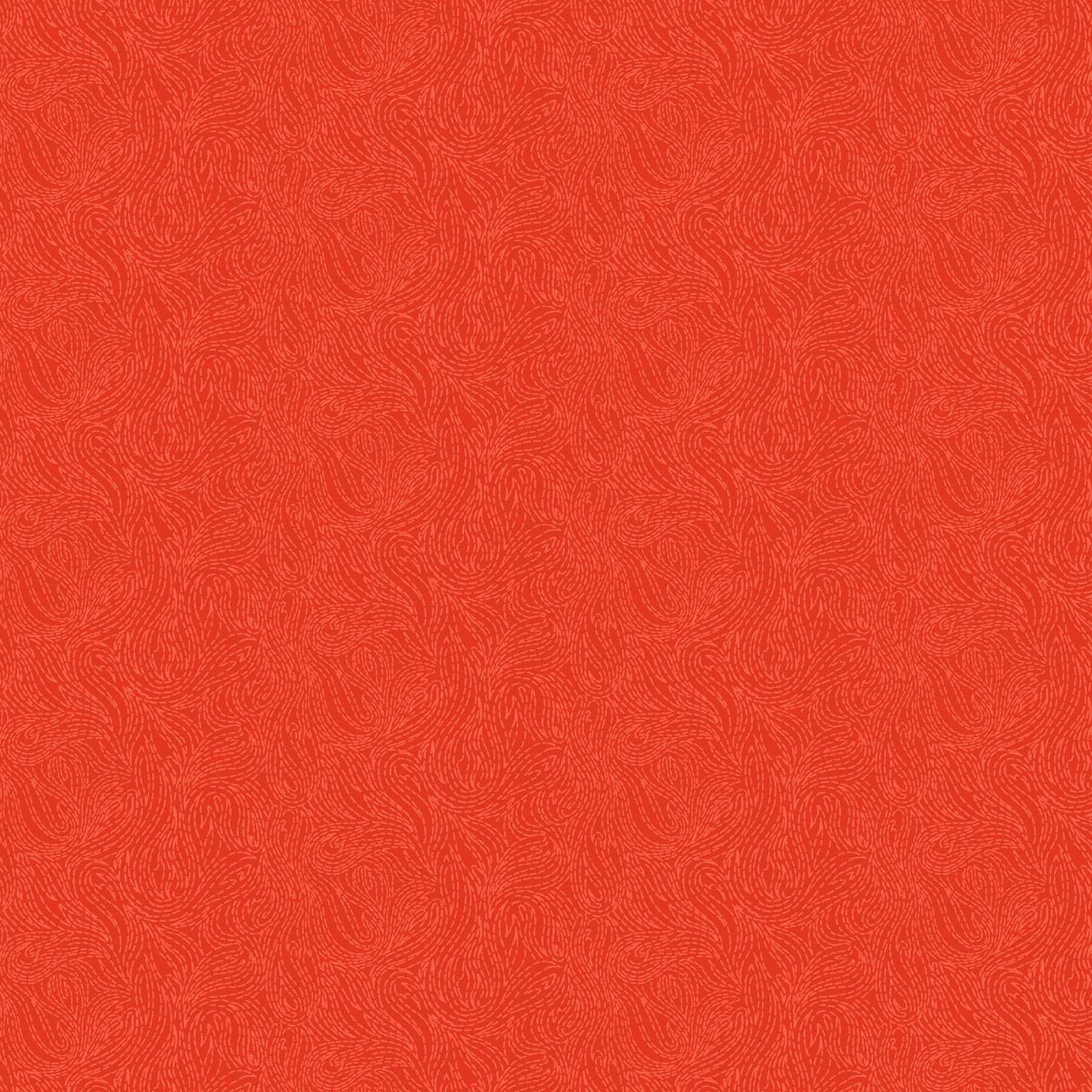 Elements by Ghazal Razavi - Fire - Red