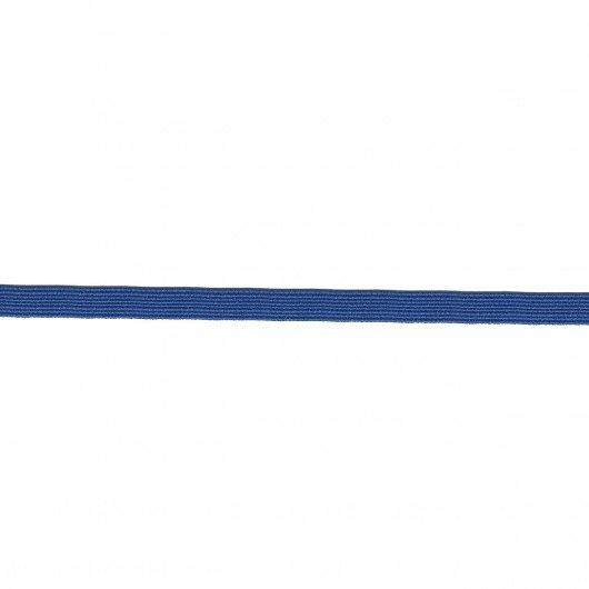 Gypsy Quilter Flat Royal Blue Elastic 1/4 x 5 yards