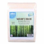 Pellon Nature's Touch Bamboo Blend Batting with Scrim 60in x 60in