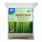 Pellon Natures Touch Bamboo Blend Batting w/Scrim Queen-Sized 96in x 108inin