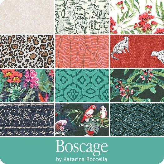 Boscage by Katarina Rocella for Art Gallery Fabrics - 12 Fat Quarters Bundle