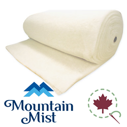 Mountain Mist 80/20 Blend - 96 x 30 Yards Roll