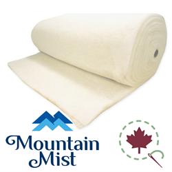 Mountain Mist 80/20 Blend  120 x 25 YDS Roll