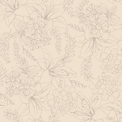 Soften the Volume Capsule by Art Gallery Fabrics - Natural Bouquet