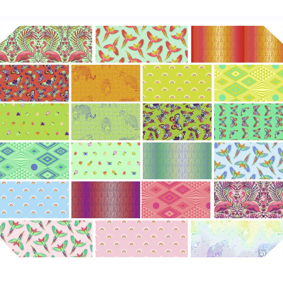 Pre-Order - Daydreamer by Tula Pink for Free Spirit Fabrics - Full Collection Bundles