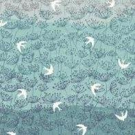 Elements by Jo Cocker for Dashwood Studio  - Birds Ombre