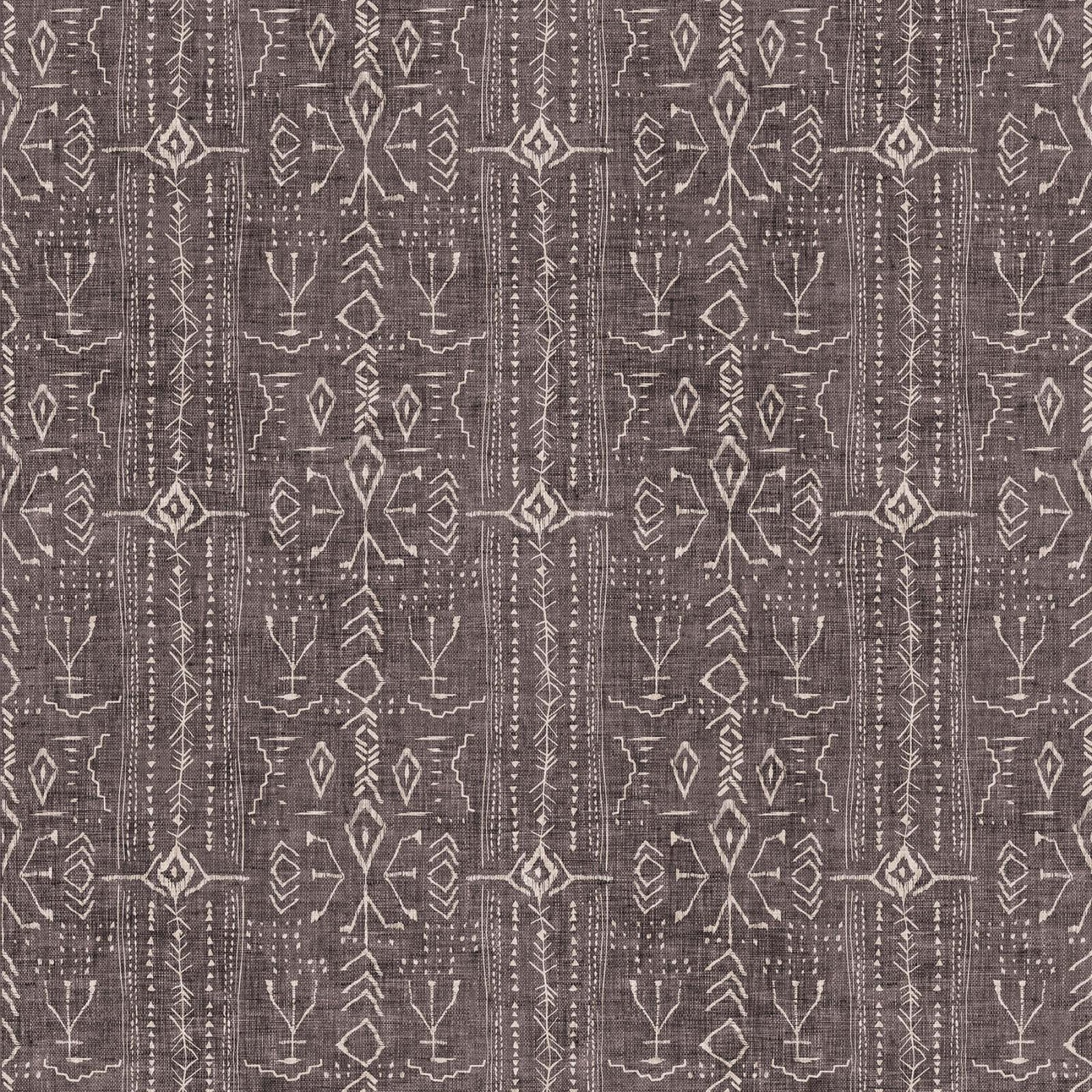 Forest Fable Brown Stripe by Figo Fabrics