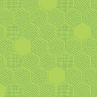 Back to Basics by Dashwood Studio-GBQ1604 - Hexi Sketch in Chartreuse