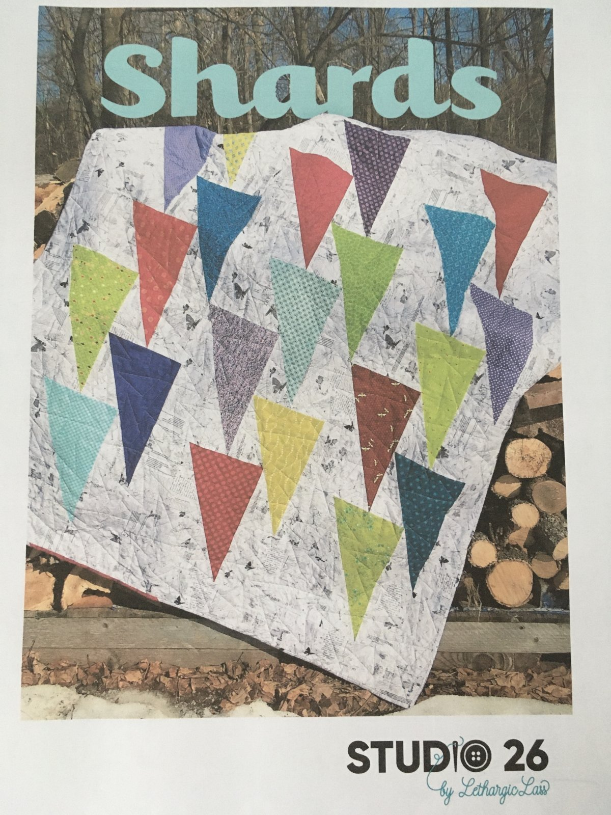 Shards Pattern- Studio 26 by Lethargic Lass - PDF Download