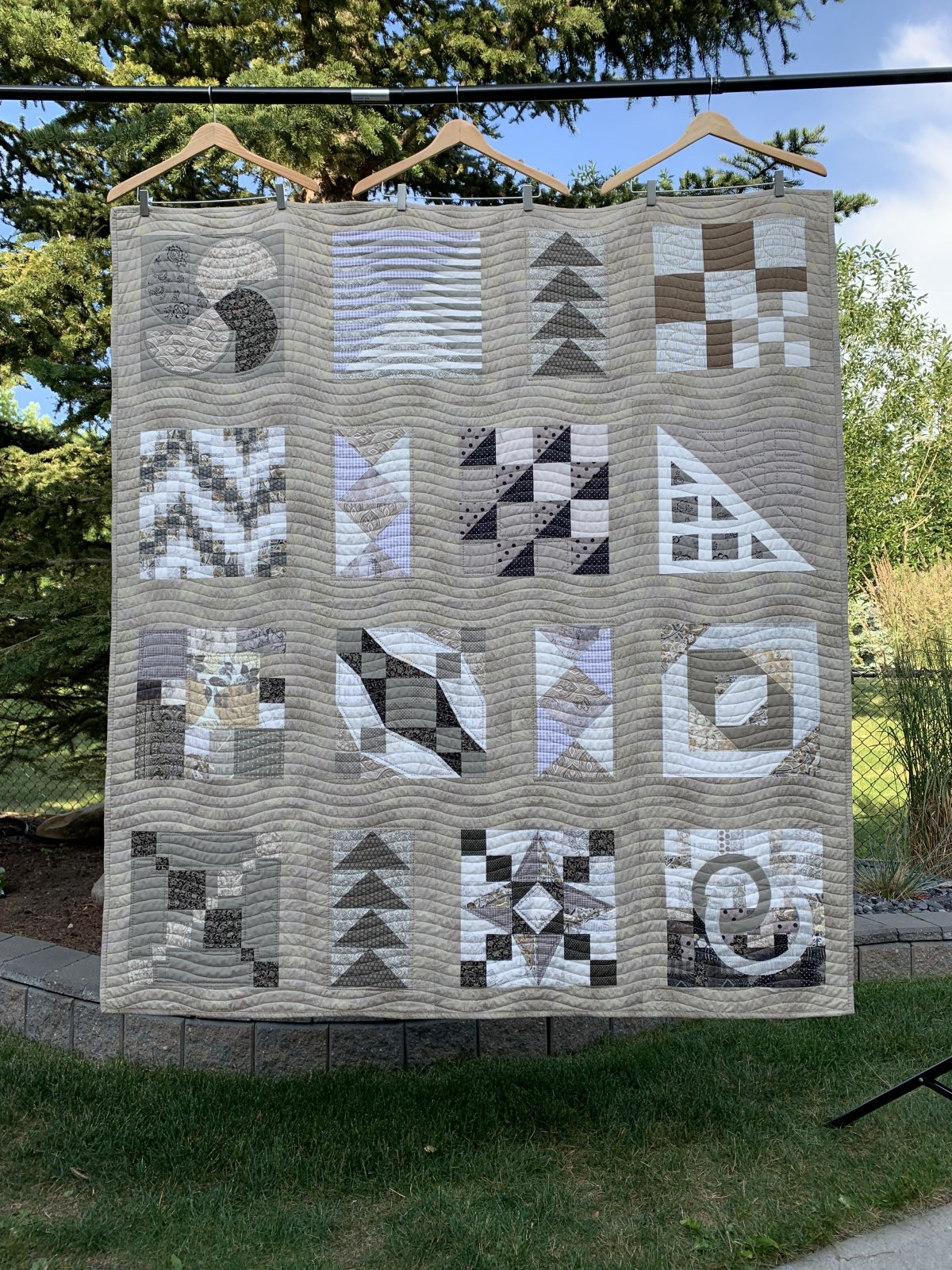 Susan Madu - Calendar Block Sampler Quilt - Ruler Bundle