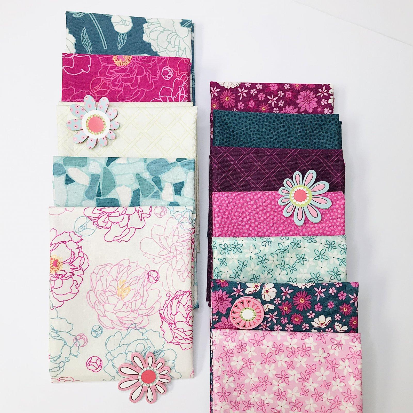 Primavera by Pippa Shaw for Figo Fabrics - Full Collection Bundles