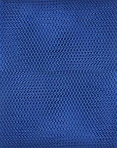 By Annie Mesh Fabric 18 x54 - Blastoff Blue