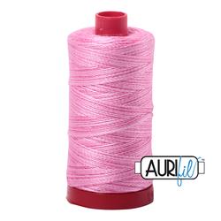 Aurifil Cotton Mako 12 wt Thread 356 yards - Bubblegum #3660