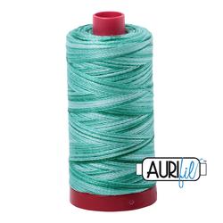 Aurifil Cotton Mako 12 wt Thread 356 yards Creme de Menthe #4662
