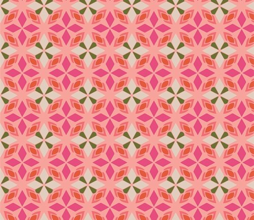 Open Heart by Maureen Cracknell for Art Gallery Fabrics (AGF) - Blooming Essence