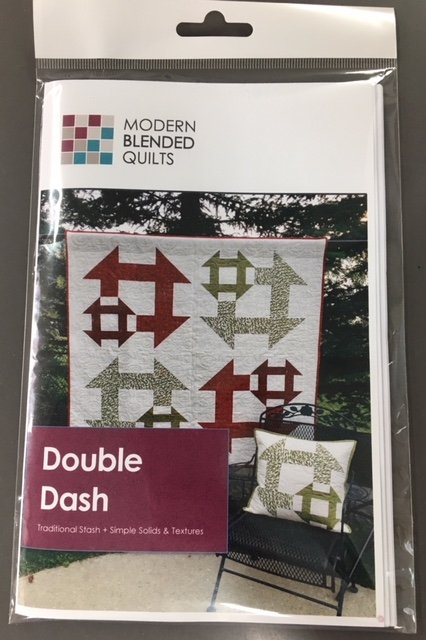 Double Dash by Modern Blended Quilts- pattern