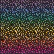 Art Theory by Alison Glass - Seventy Six Bird & Bee Dark