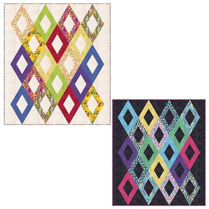 Color Me Banyan : Girls Best Friend Quilt Pattern