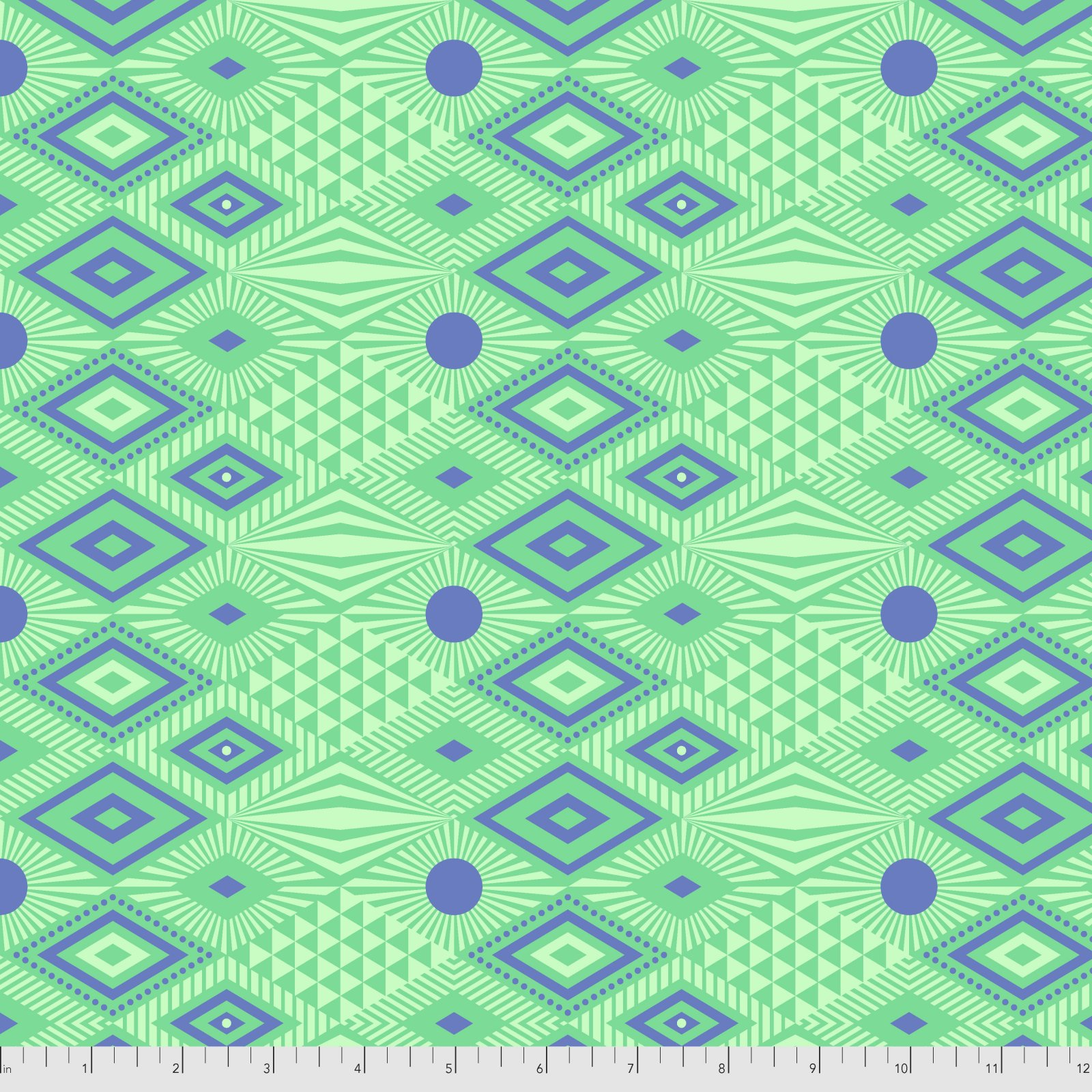 Pre-Order Daydreamer by Tula Pink for Free Spirit Fabrics - Lucy - Lagoon