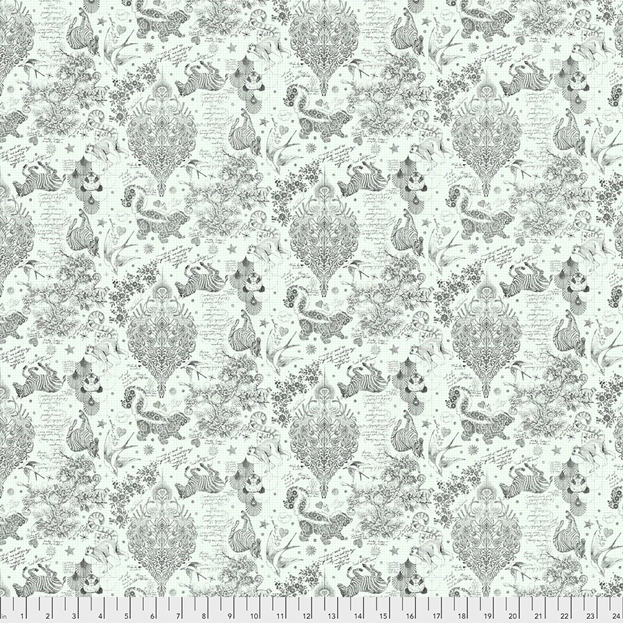 Linework by Tula Pink for Free Spirit Fabrics - Sketchy - Paper