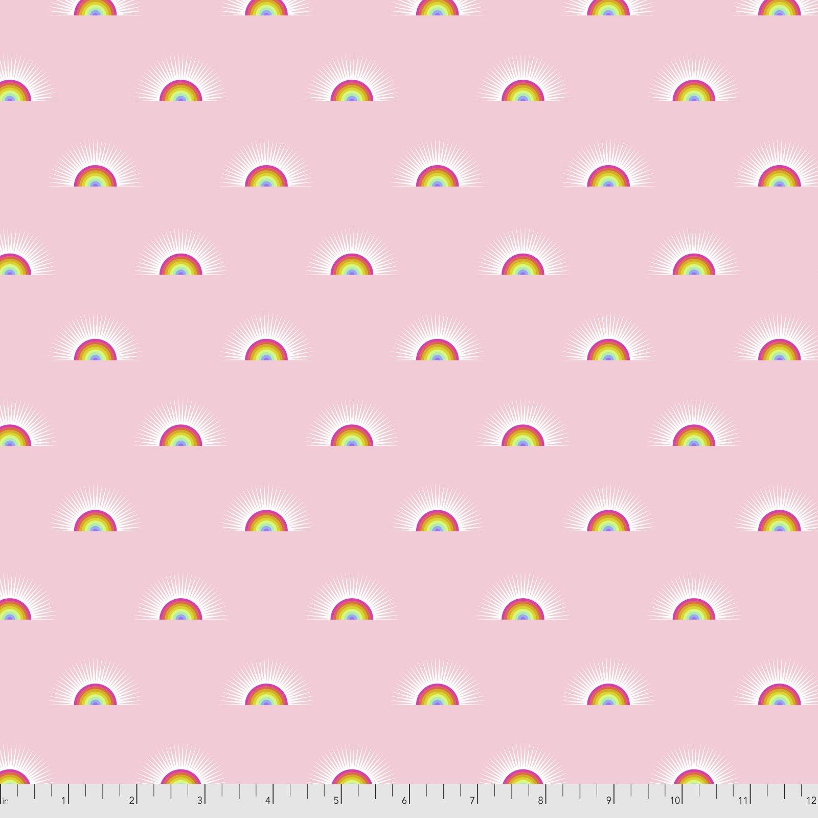 Pre-Order - Daydreamer by Tula Pink for Free Spirit Fabrics - Sundaze - Guava