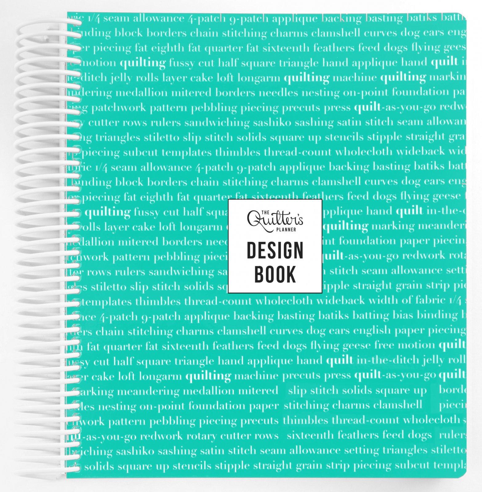 Design Book - 2 Cover Options