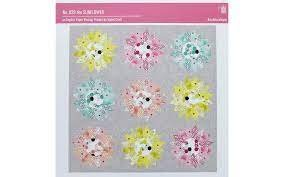 The Sunflower EPP by Violet Craft