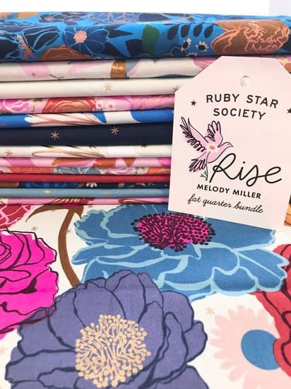 Rise by Melody Miller for Ruby Star Society - 14 Fat Quarters Bundle