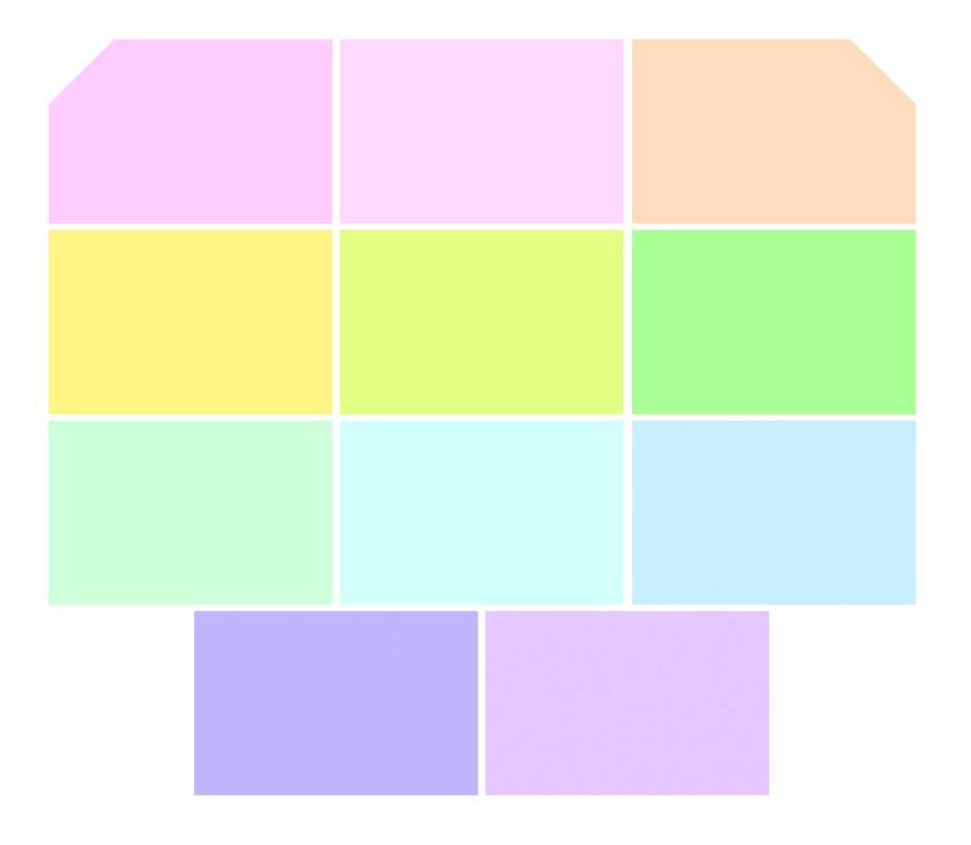 Tula PInk Designer Essentials Solids for Free Spirit - Unicorn Poop - Full Collection Bundles