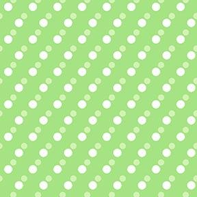 Janey by Clothworks - Green Dot