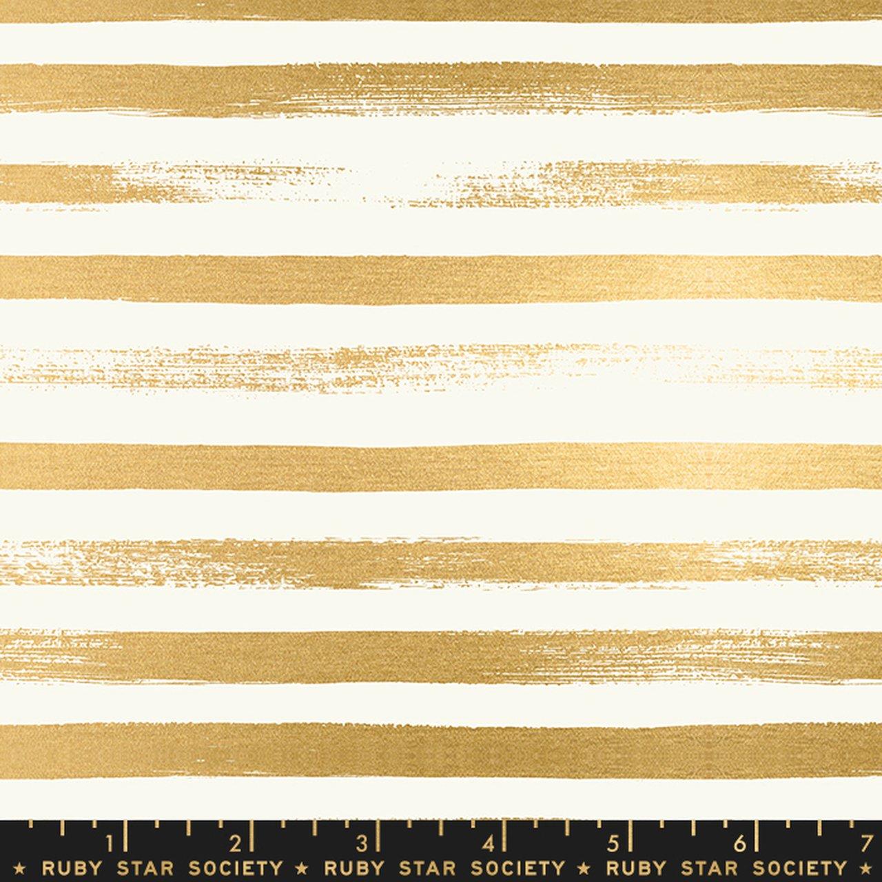 Zip by Rashida Coleman Hale - Gold Metallic