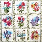Flower Squares