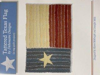 Tattered Texas Flag