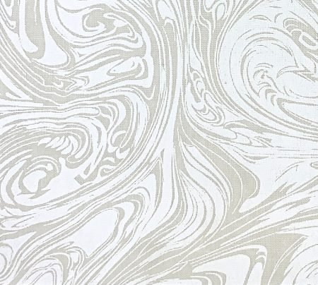 Marbleicious White on Natural