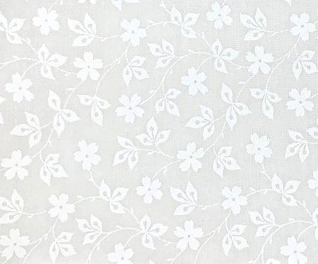 Nifty White on White