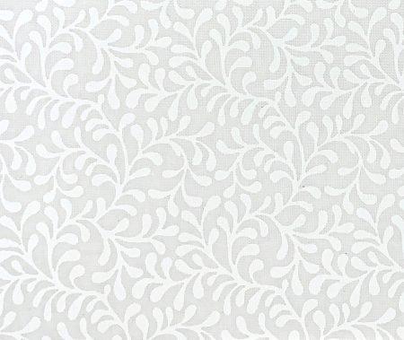 Plume Bloom White on White