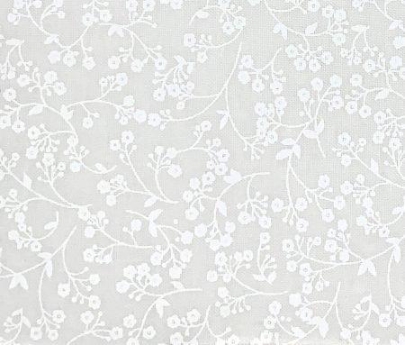 Razzle Dazzle White on White