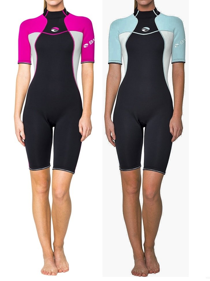 Bare Nixie Women's Shortie Wetsuit 2mm