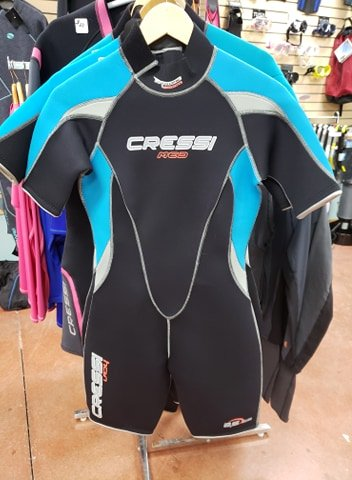 Clearance Women's Shorty Wetsuits