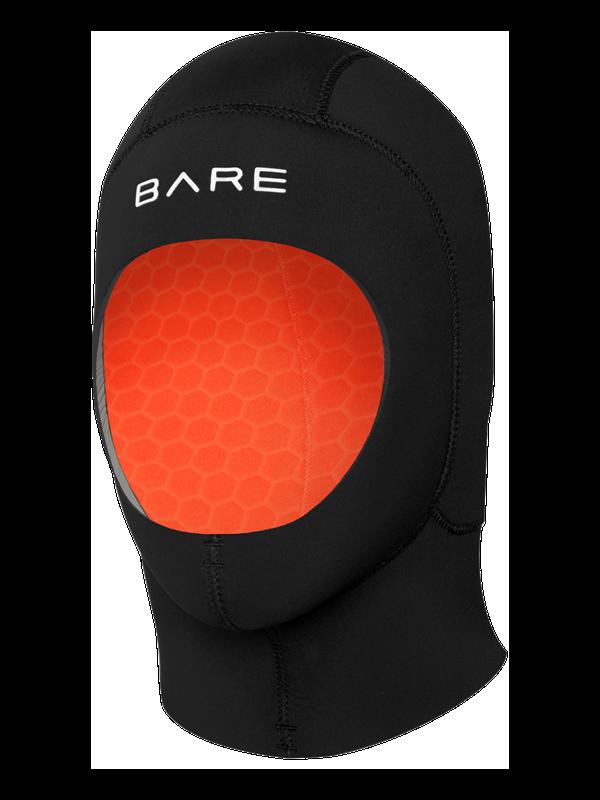 Bare Ultrawarmth Dry Hood 7mm