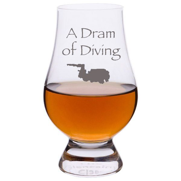 Glassware - A Dram Of Diving