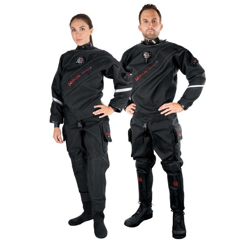 Hollis DX-300X Dry Suit