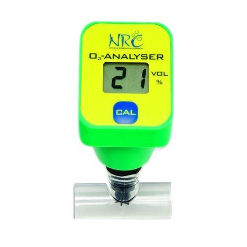 NRC Pick O2 Analyzer