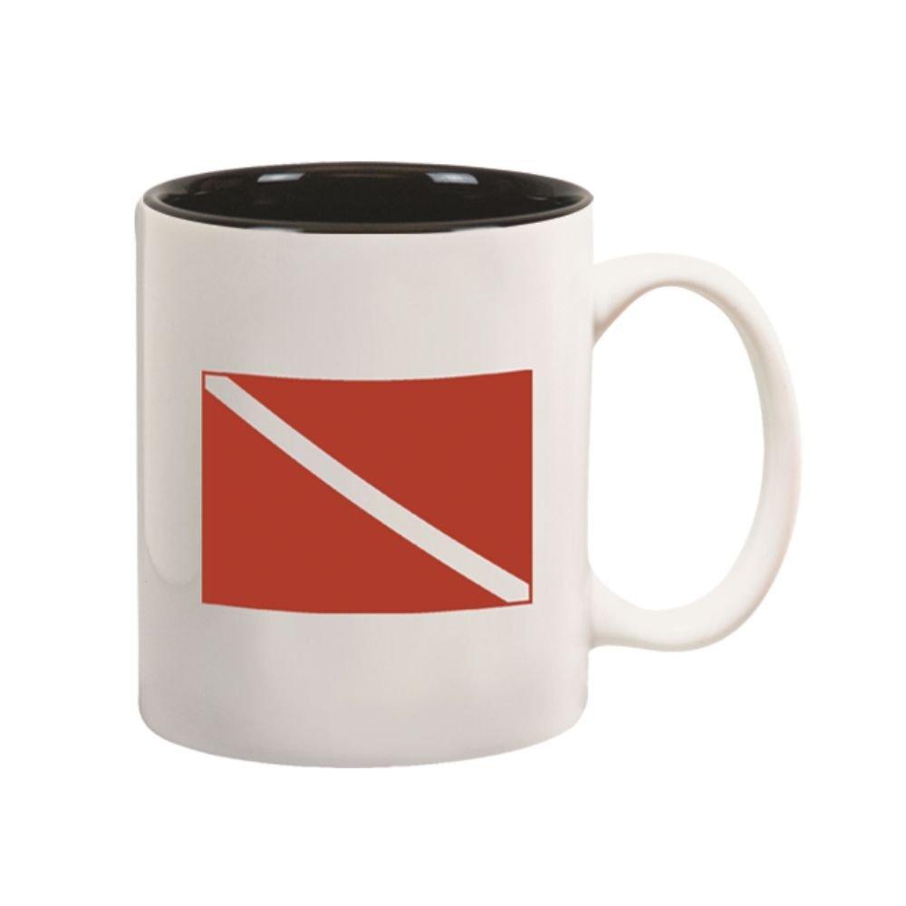 ISC Dive Flag Coffee Mug