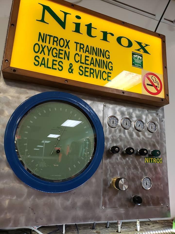 Curbside Nitrox 32% Fill for SCUBA Tank
